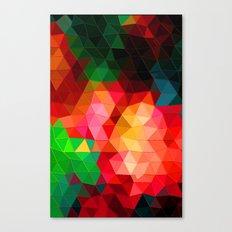 Color Contrast Canvas Print