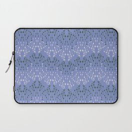 Isabella in Periwinkle Laptop Sleeve