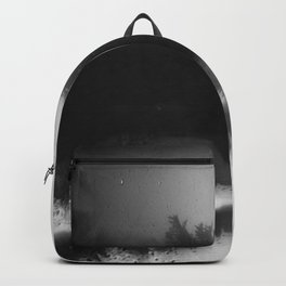 Fading Down Hidden Rain Drenched Paths Backpack