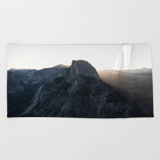Beautiful Yosemite 2 Beach Towel