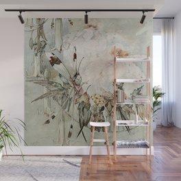 """Exotics at Play"" by Duncan Carse Wall Mural"
