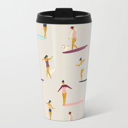 Dancers of the sea Travel Mug