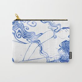 Water Nymph LXVII Carry-All Pouch