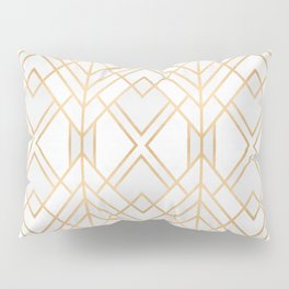 Golden Geo 2 Pillow Sham