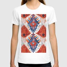 crush balinese ikat T-shirt