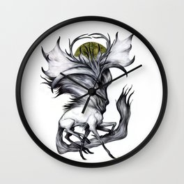 A Forest's Grace Wall Clock