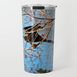Cormorant Hiding Spot Travel Mug
