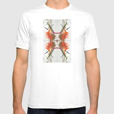 x-rays and mysterious Sterlizia Mens Fitted Tee White MEDIUM