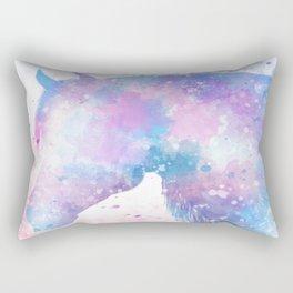 Light Heart Rectangular Pillow