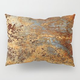 Beautiful Rust Pillow Sham