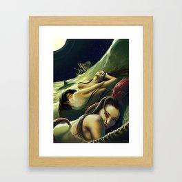 Sea of Oblivion Framed Art Print