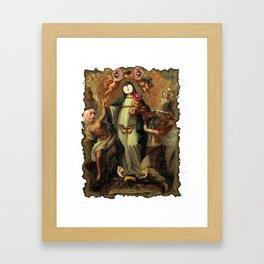 Crown of Creation Framed Art Print