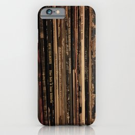 Music is Love iPhone Case