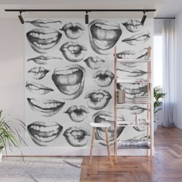 The SENSUALIST Collection (Taste) Wall Mural