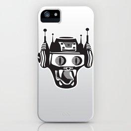 DJ Kris Moon Catbot iPhone Case