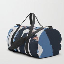 A Darkplace Garth Goes Duffle Bag