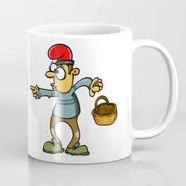mushroom / boletaire Coffee Mug