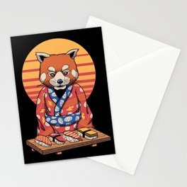 Rad Panda Stationery Cards