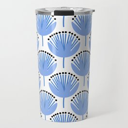Spring Blues - Dandelion Travel Mug