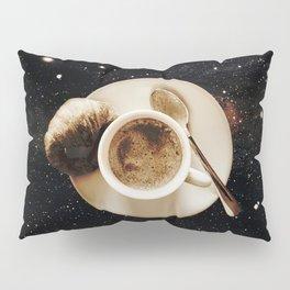 Galaxy coffee Pillow Sham