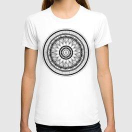 Space Needle Mandala T-shirt
