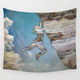 Climb On II Wall Tapestry
