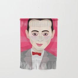 Pee-wee Herman Wall Hanging