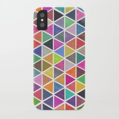 unfolding 1 iPhone X Slim Case