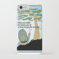 lee pace iPhone & iPod Cases featuring Set Your Pace by SueOdesigns