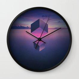 Cuboid Wall Clock