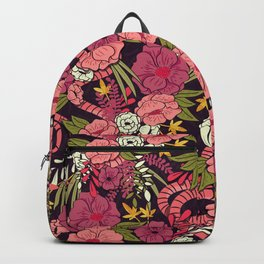 Jungle Pattern 001 Backpack