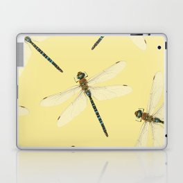 Dragonfly pattern Laptop & iPad Skin