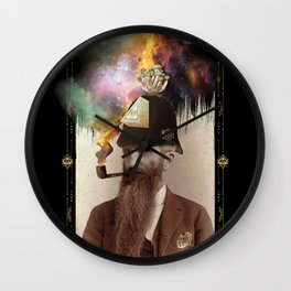 Odd Fellow Wall Clock