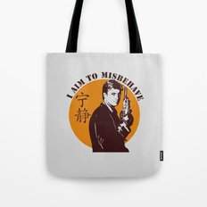 Captain Mal serenity v2 Tote Bag