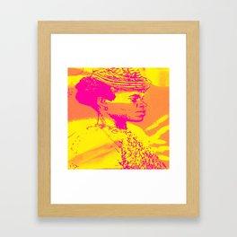 I 2 Sing America Framed Art Print
