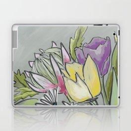 Protea bouquet Laptop & iPad Skin