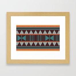 The Modern Sadu  Framed Art Print