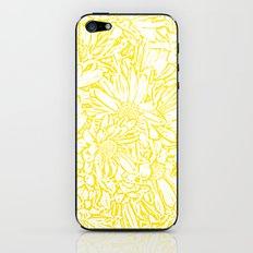 Daisy Daisy - Golden Sunshine iPhone & iPod Skin