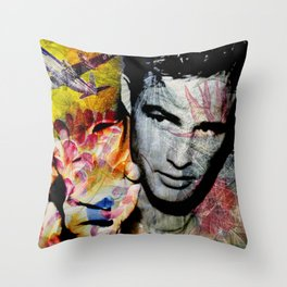 Marlon Brando Throw Pillow