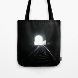End In Sight Tote Bag