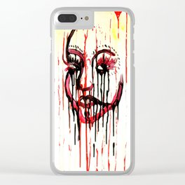DYNASTY Clear iPhone Case