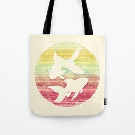 Goldfishes III Tote Bag