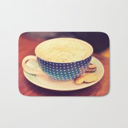 A Cup of Coffee Bath Mat