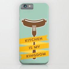 kitchen kingdom iPhone 6s Slim Case