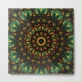 Mosaic 4g Metal Print