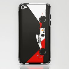 MP4/6 iPhone & iPod Skin