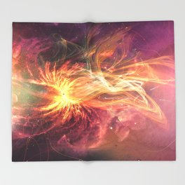 Destiny Throw Blanket