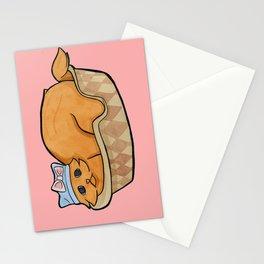 Mrs. Purrrescious  Stationery Cards