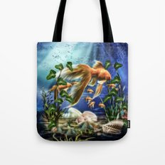 Goldfisch Amando Tote Bag