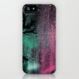 Pink Omega iPhone Case